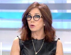 """Ana Rosa Quintana anuncia que no hará huelga feminista el 8M: """"Yo creo que ya tuve mi gesto"""""""