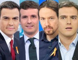 RTVE ofrece un debate a cuatro entre los principales líderes políticos para el 22 de abril y deja fuera a VOX