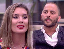 'GH Dúo' permite a Candela desvelar información del exterior sobre las infidelidades de Tejado