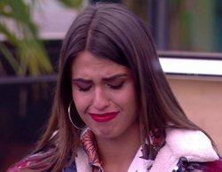 """Sofía, rota de dolor por las duras críticas de Alejandro en 'GH Dúo': """"Vienen a reírse en nuestra puta cara"""""""