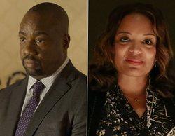 Malik Yoba y Luna Lauren Velez retomarán sus roles de 'New York Undercover' en el piloto que prepara ABC