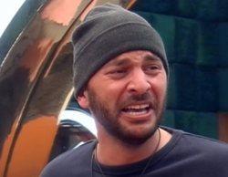 """Antonio Tejado ('GH Dúo') llora desconsolado entre los brazos de Candela: """"Yo lo quiero todo de ti"""""""