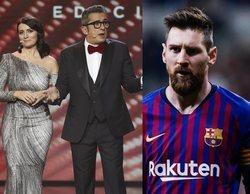 La Copa del Rey, los Goya, 'El hormiguero' y 'Salvados', entre lo más visto del mes de febrero