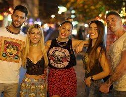 Mediaset España estrena 'Crazzy Trip', su nuevo reality con Barranco, Violeta, Steisy, Labrador y Oriana