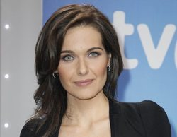 Raquel Martínez, presentadora de TVE, duramente criticada por apoyar una teoría de la conspiración