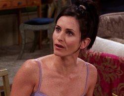 'Friends': Courteney Cox recrea una de las escenas más míticas de la serie en la vida real