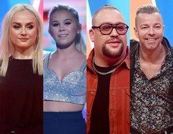 'Melodifestivalen 2019': Anna Bergendahl, Lisa Ajax, Nano y Arvingarna pasan a la final tras el Andra Chansen