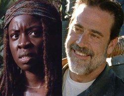 'The Walking Dead': Jeffrey Dean Morgan comenta la posibilidad de un romance entre Negan y Michonne