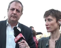 Hazte Oír culpa a 'Cuatro al día' por la presencia de un grupo de hombres feministas durante su entrevista