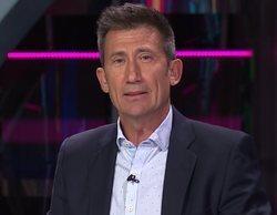 Carlos Martínez, criticado por un desafortunado comentario durante el Real Madrid-Barcelona