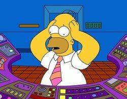 """'Los Simpson' (5,1%) destacan en la sobremesa, mientras que TRECE en prime time con """"Tactical Force"""" (2,7%)"""