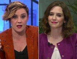 'Liarla Pardo': Así fue la tensa entrevista de Cristina Pardo a Isabel Díaz Ayuso en laSexta