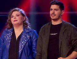 'La Voz': Fran, Lola, Hannah, Jenny, Mark y Rosco, eliminados en los penúltimos Asaltos