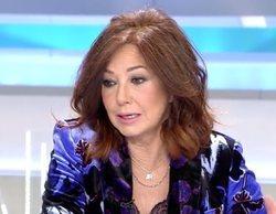 Susto en 'El programa de Ana Rosa': Intentan agredir a una reportera durante un reportaje de narcotráfico