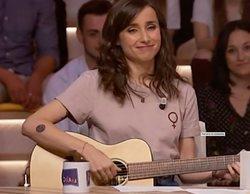 """Zahara versiona el """"Ya no quiero ná"""" de Lola Índigo en 'Ese programa del que usted me habla'"""