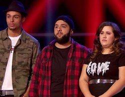 'La Voz': Domingo y Roy, Miriam, Naiara, Agustín y Lydia eliminados en los últimos Asaltos