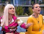 """Ylenia y María Jesús Ruiz, a gritos en plena gala de 'GH Dúo': """"¡No vales nada, pringada!"""""""