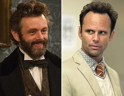 Michael Sheen protagonizará el piloto de 'Prodigal Son' y Walton Goggins se une a 'The Unicorn'
