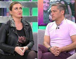 """Carlota Corredera se enfrenta a Gustavo González: """"¿Unas fotos con mi hija en la piscina son desagradables?"""""""