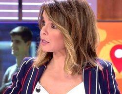 """Carme Chaparro defiende a Alba Carrillo de las criticas de los madridistas en 'Cuatro al día': """"Eso machismo"""""""