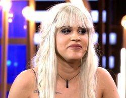 """Ylenia descubre en el plató de 'GH Dúo' que se besó con Tejado: """"¡Qué vergüenza! No me acuerdo en absoluto"""""""