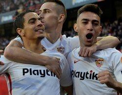 El Sevilla-Slavia Praga (5,7%) de Europa League lleva a GOL a recuperar el liderato