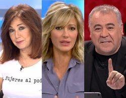 Así ha sido la cobertura en televisión del 8M, Día de la Mujer y la huelga feminista