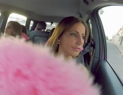 Así fue el regreso de los 'Gipsy Kings': El coche de Raquel y la vuelta a casa de Rebe y su bebé pero sin José