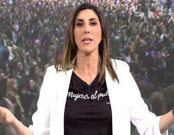 Paz Padilla abandona 'Sálvame' con un emotivo discurso para secundar la huelga feminista del 8M