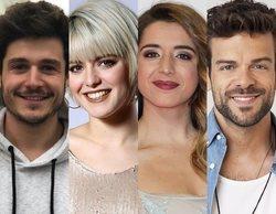 'La mejor canción jamás cantada': Miki, Alba Reche, Ricky Merino y Lola Indigo, concursantes de la 5ª Gala