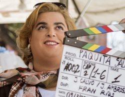 'Paquita Salas' comienza el rodaje de su tercera temporada con una agencia de talentos renovada