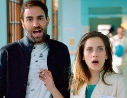 'Allí abajo' estrena su quinta temporada el 19 de marzo en Antena 3