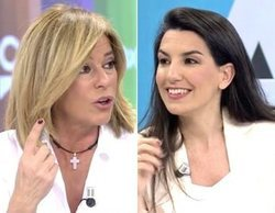 """Esther Palomera estalla contra Rocío Monasterio (VOX) en 'El programa de Ana Rosa': """"¡No me puedo callar!"""""""