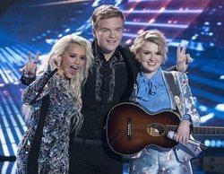 'American Idol' continúa líder, aunque se desploma siguiendo una tendencia general descendente