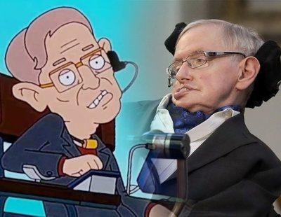 10 apariciones y homenajes televisivos a Stephen Hawking