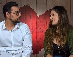 """'First Dates': Una comensal afirma que Gabriel Rufián es un """"crack"""" y su cita se escandaliza"""