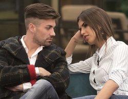"""Sofía Suescun besa en el cuello a Alejandro Albalá en 'GH Dúo' y este se indigna: """"Es una falta de respeto"""""""