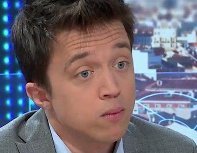 "Íñigo Errejón admite en 'EP' que echa de menos debatir con Rajoy: ""Era un magnífico parlamentario"""
