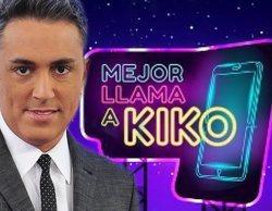 'Mejor llama a Kiko': Desvelado el motivo por el que el programa dejó de emitirse