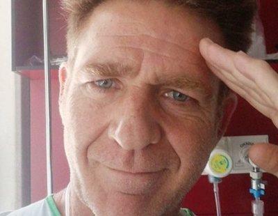 """Juanjo Artero recibe el alta hospitalaria: """"He pasado unos días acojonado"""""""