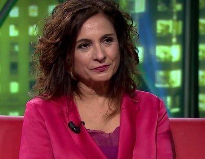 María Jesús Montero (PSOE) niega en 'laSexta Noche' que la exhumación de Franco sea electoralista