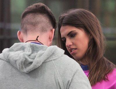 Sofía intentó tener un acercamiento sexual con Albalá tras su enfrentamiento en la gala