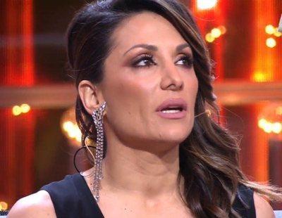 Nagore Robles reconoce, emocionada, no haber superado su enfado con Carolina Sobe