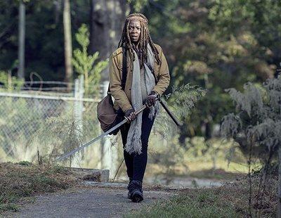 El 9x14 de 'The Walking Dead' desvela el momento más traumático de Michonne