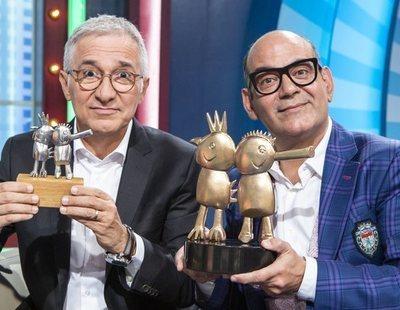 Corbacho y Juan Carlos Ortega se unen al 'Juego de niños' de Sardà en La 1