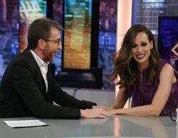 """Pablo Motos y Eva González recuerdan sus inicios en Antena 3 en 'El hormiguero': """"Estaba histérica"""""""