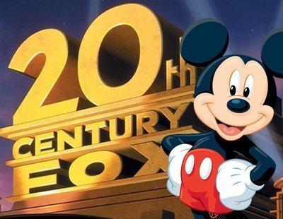 La adquisición de Fox por parte de Disney se hará efectiva el 20 de marzo