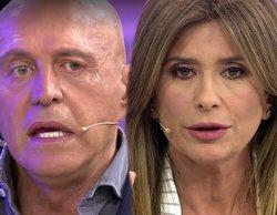 'Sálvame': Matamoros señala a Diego Arrabal como el supuesto amante de Gema López y ella amenaza con denunciar