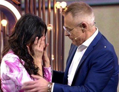 Maite Galdeano, desolada por la regañina de Jordi tras visitar la casa de 'GH Dúo'