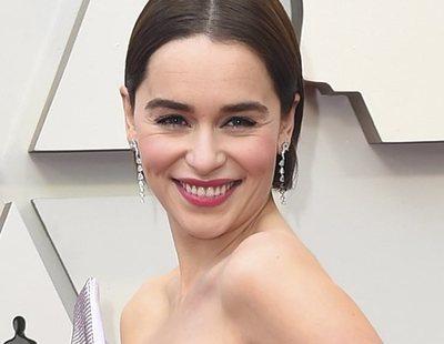Emilia Clarke sufrió dos aneurismas al comienzo de 'Juego de Tronos'